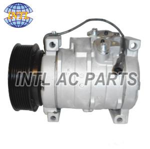 denso 10s17c Auto ac compressor for Fendt 924 Deutz DCP99519 Replaces 447190-7460 447260-6571 04293225