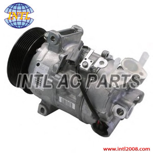 DENSO 6SEL14C Car Auto a/c Compressor for Renault Grand Megane III 8200958328 PTK491 DCP23032  447150-0040  92030221 8FK351123061 32598 7711497568