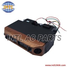 404 WALNUT WOOD evaporator assembly BEU-404-100 FORMULA III evaporator unit Under dash