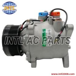 Auto ac compressor Joylong Vans compressor toyota HIACE 7pk