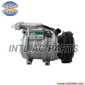 DENSO 10PA15C auto ac compressor DAEWOO SOLAR V EXCAVATOR