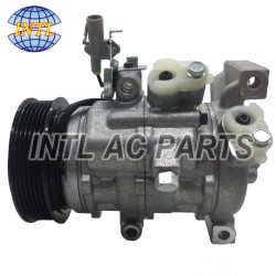 Denso 10SRE11C car Air conditioner ac compressor for toyota Vios 447260-9700 4472609700 kompressor