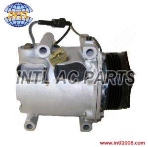 MSC60CA Auto air conditioning ac compressor for Mitsubishi TATA INDICA Polea AKC200A087A kompressor