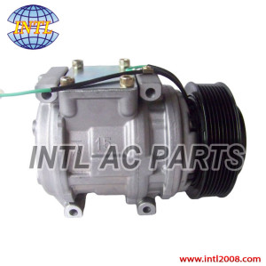 Denso 10PA15C auto air conditioning compressor Mercedes Actros 3354 tractor