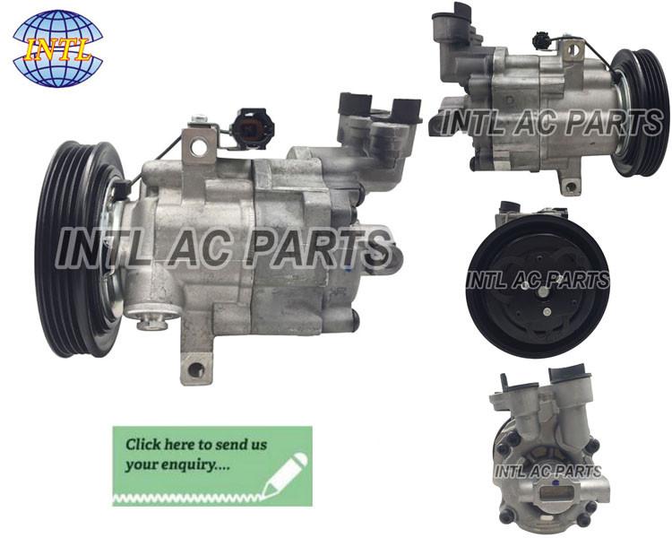 Dkv08r Car Ac Compressor Nissan Micra K12 Nissan Note 1 4