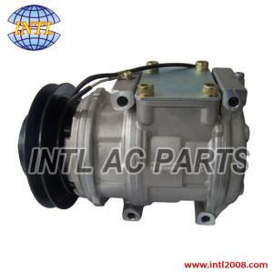 Denso 10PA17C AC Compressor HYUNDAI COUNTY 99250-5A521