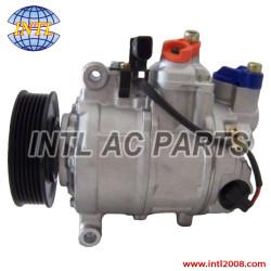 DENSO 6SEU14C auto ac compressor Audi A3 A4 A5 A8 Q5 2000-2011
