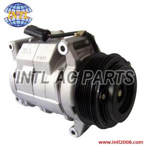 Denso 10S20C Ac compressor 2004-2009 Cadillac SRX 3.6L  89025025 19130463  447220-5373