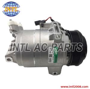 Auto A/C compressor Zexel /Valeo DKS17D for Nissan Koleos 2.0 dCi /2.5 diesel/ Chevy City Express 92600-JY02A Z0006029A 926007877R