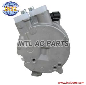 CWV618 AC Compressor Assembly Infiniti G35/ FX35 2DR 3.5L NISSAN V35 COUPE 3.5 V6 ENGINE 92600-AM80A 4S#67642