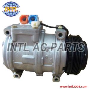 Denso 10PA17C AC Car Compressor BMW E34 64528390646 64521385161 447100-2600