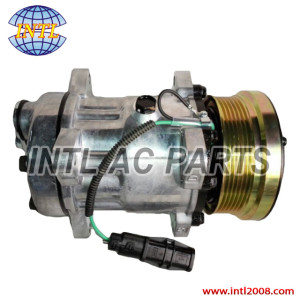BLOCK HOWO CAR AC COMPRESSOR