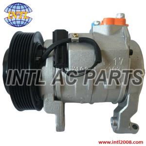 Denso 10S17C car ac compressor Dodge Ram 1500 2500 3500 2003-2008 5.7L-V8 Hemi 03-08 OEM 447220-4822 5135970AA P53021758DB