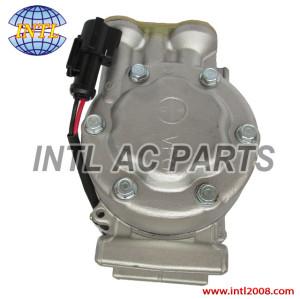 SANDEN SD6V12 auto ac compressor FORD FIESTA/FUSION/MAZDA 2 DIESEL