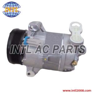 CVC Compressor AC GM S10 / BLAZER 2.4 / 2.8 - 2000>2012 Chevrolet 93298740