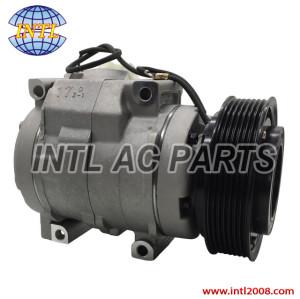Denso 10S17C Auto Car Compressor A/C Mitsubishi Pajero IV 3.8i Montero IV Shogun IV 447260-6482 7813A163 7813A162