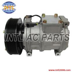 ac compressor Denso 10PA17C  John Deere