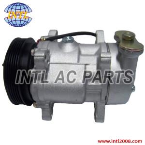 Sanden 1400A 1500 7V12/7V10 AC Compressor Citroen Saxo/ Peugeot 106 306 Partner 1.1 1.4 1.5D 16V 1996- China supplier 9613260680 6453GC 6453N1 9626902180 6453K4