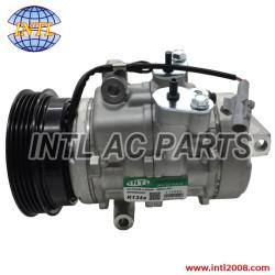 Denso 10SA13C air conditioning compressor SUZUKI celerio 2008 95200M68KA1, 240809A33697