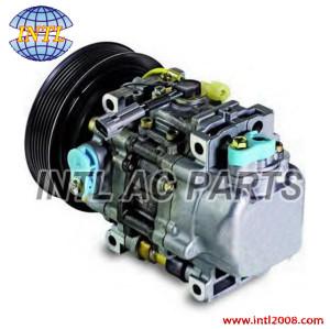 TV12SC auto ac Compressor Alfa 145 155 146 GTV Spider 1995-2006  OEM#442500-2070 447100-0590