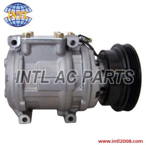 Denso 10PA15L/10PA17C  car ac compressor Toyota landcruiser 100 series HDJ100 88320-60720 88310-6A100 447200-1713 9644729-171