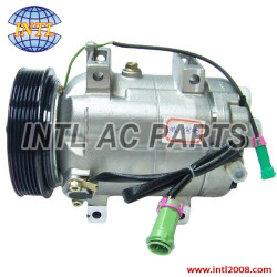 DCW17B auto AC Compressor  Audi A8 A6 S6 V8 1988-2002 2000 077260803AD 077260803AE 506031-0731
