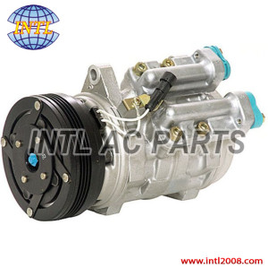 DENSO 10P15 10P15C (9060 / 9370) air conditioning compressor FIAT PALIO WEEKEND 1.6 16V 1997>2001 3 ears R134a