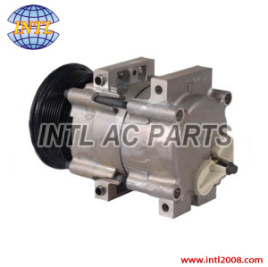 auto ac (a/c) compressor for Ford FS10 OEM# 94GB-19D629-AB 94GB-19D629-AC 94GB-19D629-AD  China manufacture