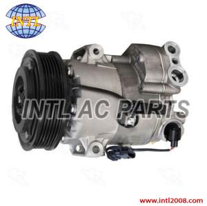 CVC Auto AC Compressor Chevrolet Cruze 1.4L L4 LT Eco/New Cruze 2011