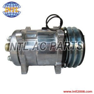 SD5H14 ac compressor  Case/New/Holland/Laverda/Steyr 2GA 12V OE# 4513 6631 526049 401348