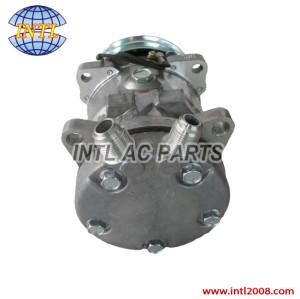 Universal a/c Compressor Sanden 507 5H11 SD507 5H11 air Compressor with Clutch PV2 AC compressor for universal use