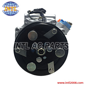 TRS090 Sanden 4950ac compressor Chrysler Cirrus /Sebring 2.5/2.4 95-03 /Dodge Stratus/Plymouth Breeze 4595666 4596367AA 4596135 4596367AA 4677341B RL016695AA 471-7014 471-7015 Four Seasons 57582 58582