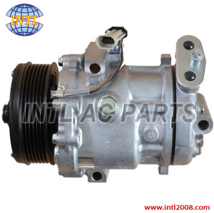 6V12  Air conditioning car ac compressor OPEL ASTRA 1414 1854138 90559843