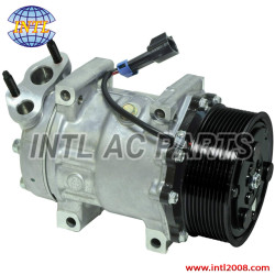 SANDEN 4347  A/C brand new Compressor Fits International Navistar Sanden 4347 OEM 3611894C91  CO 4347C