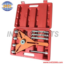 ew generation upgrade AC COMPRESSOR CLUTCH puller removal