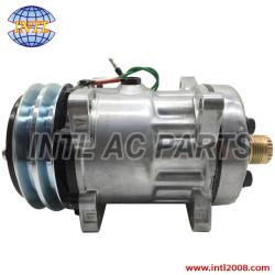 SANDEN 5392 4744  SD7H15HD Ac Compressor