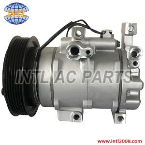 Ac compressor for mazda 6 1.8 2.3 petrol H12A1AF4DW H12A1AF4DV GJ6A-61-K00B GJ6A61K00C GJ6A61K00A H12A1AF4AO