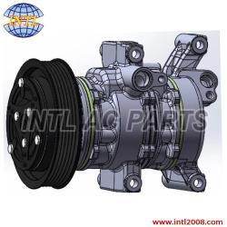 Ac compressor for mazda 6 1.8 2.3 GJ6A-61-K00B GJ6A61K00C GJ6A61K00A H12A1AF4AO