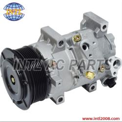 NEW AC A/C COMPRESSOR TOYOTA COROLLA 2.4L 2009-2010 MATRIX SCION XB