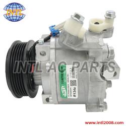 QS90  Ac Compressor  Chevrolet onix cobalt spim/Sonic 1.8