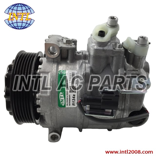 JPB000172 JPB000173 LR012593 LR015151 AC Compressor for DISCOVERY/LR3 III /for RANGE ROVER SPORT
