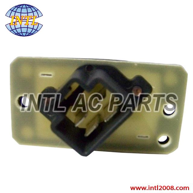 Blower Motor beler HVAC Front Heater Blower Motor Resistor 973-444 ...
