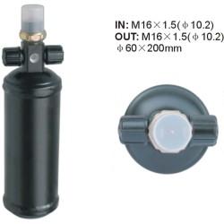 a/c receiver Dryer Accumulator Receiver Drier  60X200MM