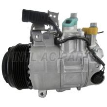 Denso 6SBU16C  Auto Ac Compressor For 2013-2018  Mercedes-Benz SL550 Base 0008303402  0032305711
