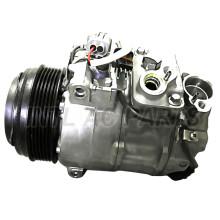 Denso 6SBU16C Auto Ac Compressor For INFINITI Q50 2015 A0008305000 447160-7062