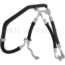 A//C Manifold Hose Assembly-Suction And Discharge Assembly UAC HA 5721C