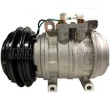 10P13C Auto A/C Compressor For HINO Ranger 2000 KK-FD1JKD 883101650 147200-0842 047300-5100