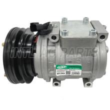 10PA15C Auto Ac Compressor For Caterpillar 318B L 318B LN 320B 320BL 154-0490 1540490