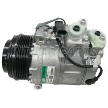 Denso 7SAS17C Auto Ac Compressor For Mercedes GLE-Class C292 W167C167 W166 A0008307100 447160-9753