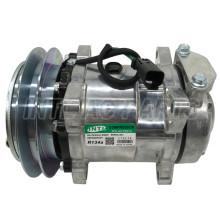 Sanden 7H13 Auto Ac Compressor For Komatsu Dumper 423S624330 425S623321